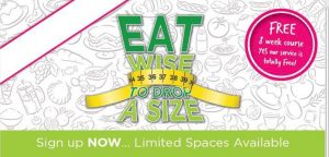 Eat Wise to Drop a Size (Houghton Library) @ Houghton Library | England | United Kingdom